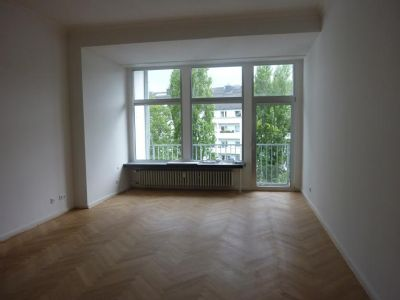 D-Zoo: schicke 3 Zi.Whg. ca. 120 m² in Jugendstilhaus,  4.OG/Lift, neues Bad, Parkett, Balkon