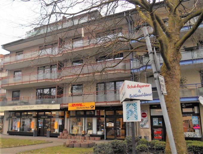 Großzügige 3,5 Zimmer Wohnung in Oberhausen