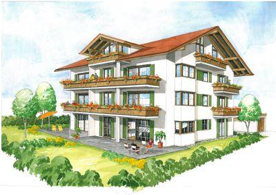 Neubau 2016: Exklusive Ferienwohnungen mit Panorama-Bergblick, ca. 140 qm, gehobene Ausstattung, 4 Schlafzimmer, 3 Bäder, 3 Balkone
