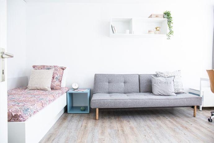 Möbliertes Apartment im Studentenwohnheim - Mach das Beste aus deinem Studentenleben in Berlin - Furnished Apartment in student residence