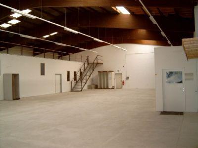 Korschenbroich Halle, Korschenbroich Hallenfläche