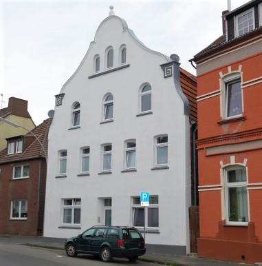 Erstbezug einer frisch renovierten Wohnung