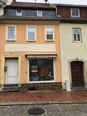 Reizvolle 3,5 Zimmerwohnung in Königstein mit Blick übers Elbtal !
