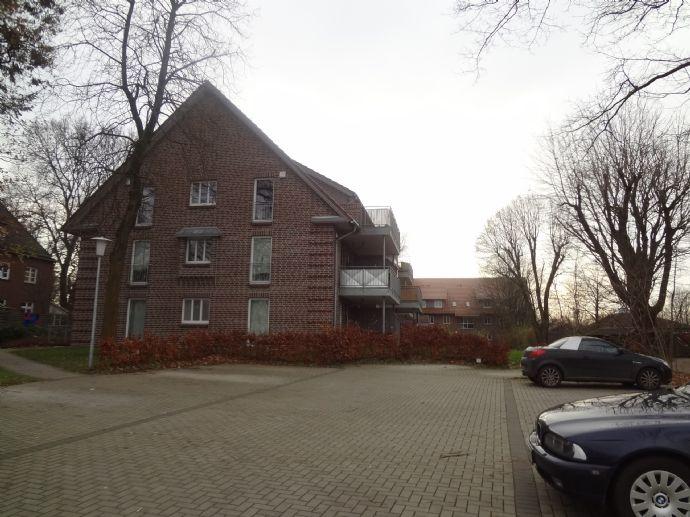 ZWEIEINHALB-ZIMMER-ERDGESCHOSS-WOHNUNG in Stade-Ottenbeck