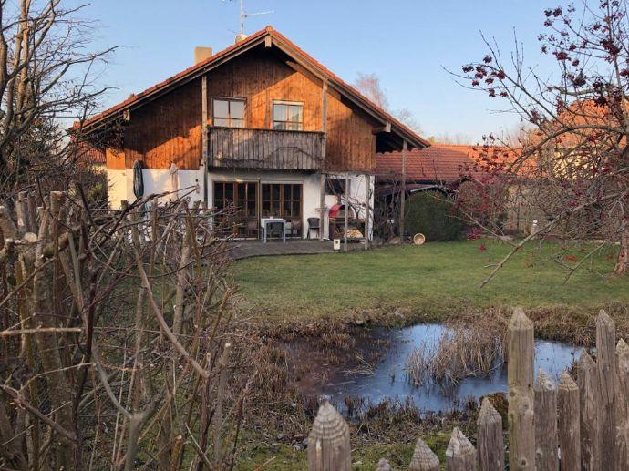 Einfamilienhaus mit Einliegerwohnung zur Kapitalanlage