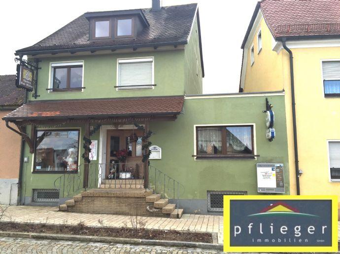 Freihung bei Amberg - Günstiges Wohn- und Geschäftshaus