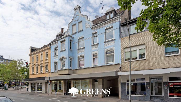 Vermietetes Appartement in Duisburg Alt-Hamborn