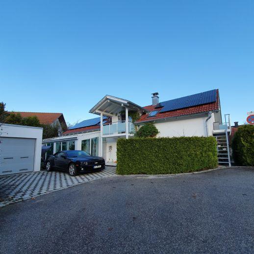 Provisionsfrei: Penzberg, Einfamilienhaus + 2 Einliegerwohnungen - gut zu vermieten zur Finanzierung!