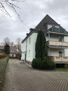 Schöne 1-Raumwohnung mit Balkon und Stellplatz in Freiberg