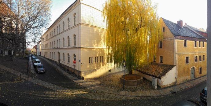 gemütliche 1- Raumwohnung im Dachgeschoss / Nikolaivorstadt !