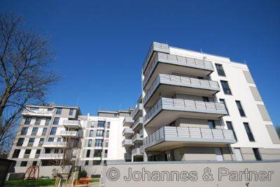 2 Zimmer-Wohnung mit großem Balkon fußläufig zur Altstadt