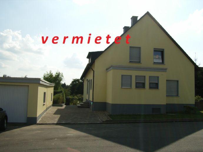 Schweich - 4ZKB - EG-Wohnung - Einziehen und wohlfühlen
