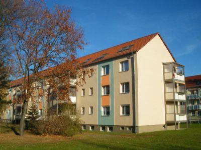1-Zimmer-Wohnung mit Balkon, Dusche und im EG