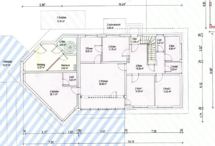 4, 5 Zimmer Wohnung in Brigachtal ab 1.6.2020
