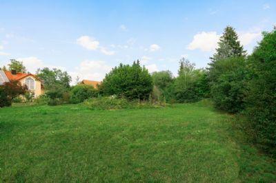Für DHH: Eichenau - Traumhaftes Grundstück in bester Lage - mit Erbpacht (mtl.100 €/ 99 Jahre)