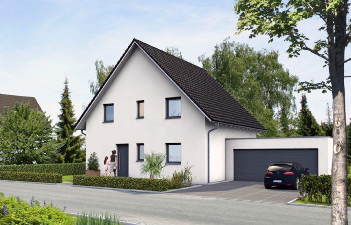 Atmungsaktives Einfamilienhaus in massiver Bauweise!
