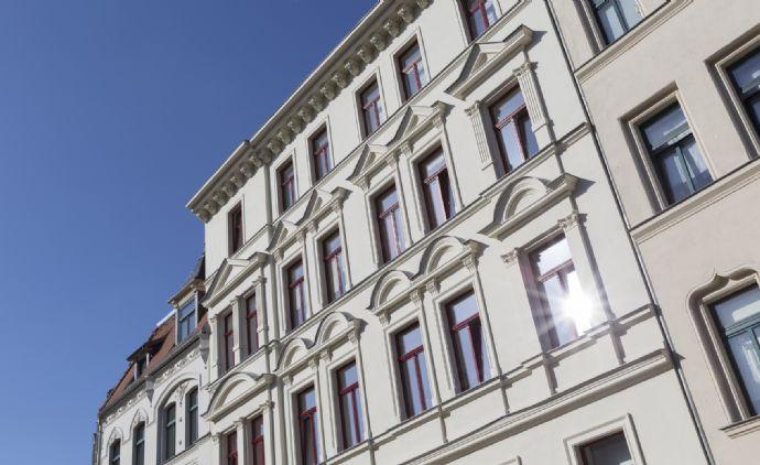 Dachgeschosswohnung mit Balkon in südlicher Innenstadt