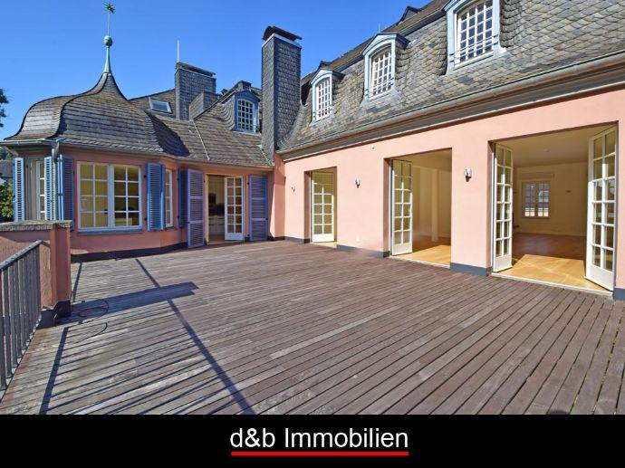 Neubau-Wohnkomfort in barocker Eleganz. 5-6 Zimmer Maisonette der Luxuskategorie in einem außergewöhnlichen, historischen Ambiente.