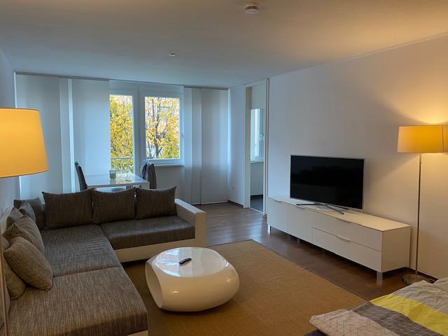 45 qm möbliertes Appartement , Schwimmbad, Top Lage, Verkehrsanbindung und Infrastruktur 45 sqm furnished apartment, swimming pool, top location,