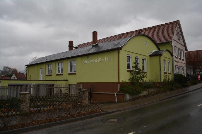 Wohn- und Geschäftshaus in Witzelroda