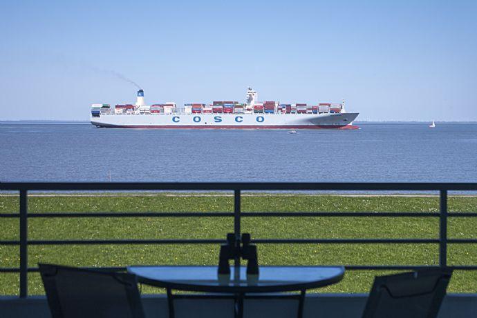 Möblierte Wohnung / Ferienwohnung zur Kurzzeitmiete mit fantastischer Seesicht