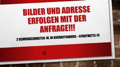 Aschaffenburg Büros, Büroräume, Büroflächen