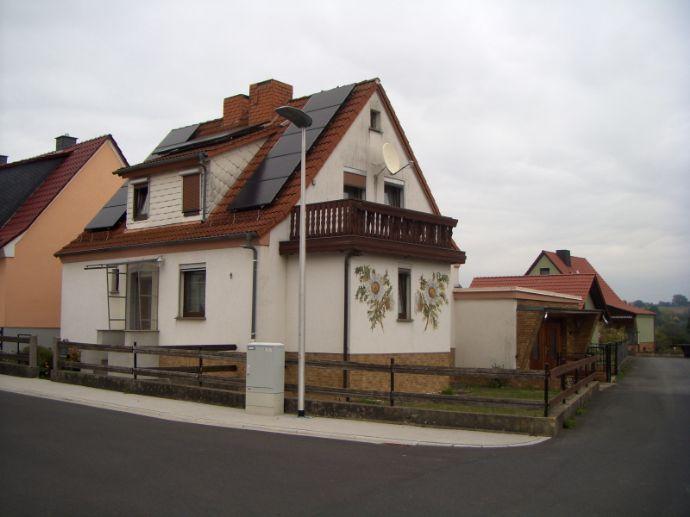 Solides Einfamilienwohnhaus in guter Wohnlage