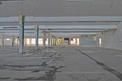 Augsburg Halle, Augsburg Hallenfläche