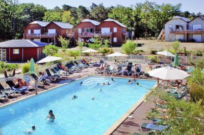 Ferienanlage Le Relais du Plessis in Chaveignes 2-Raum-App./Typ 1