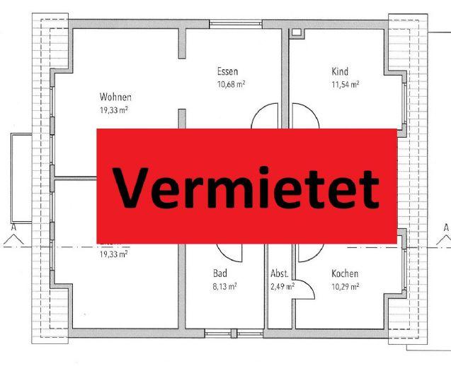 Dachgeschoßwohnung mit gehobener Ausstattung in Mülheim-Kärlich