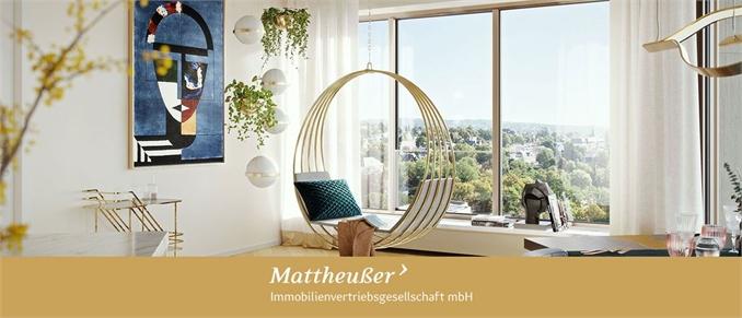 Anspruchsvoll ausgestattete 3-Zimmer-Wohnung im 4