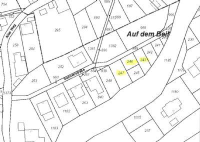 Altena Grundstücke, Altena Grundstück kaufen