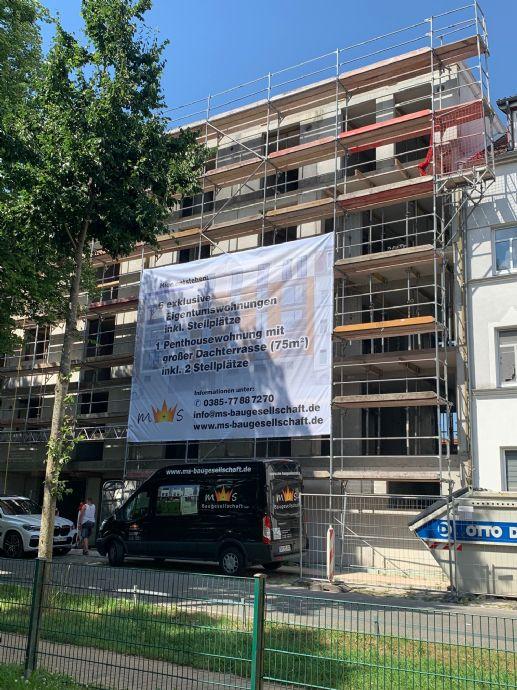 Eigentumswohnung in Schwerin - Stadtteil Feldstadt