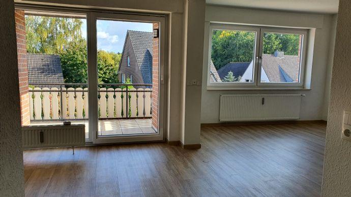 Ruhige, gemütliche 3 Zimmer Wohnung mit Balkon am Blumental in GM-Hütte