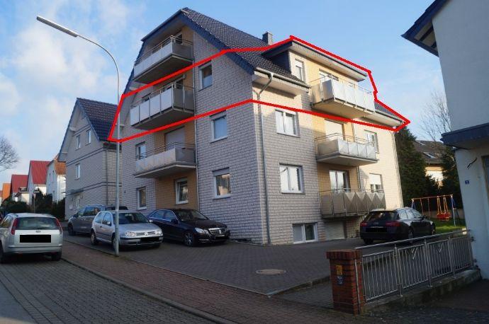 Eigentumswohnung mitten in Gohfeld mit Balkon und ca. 132 m² Wohnfläche