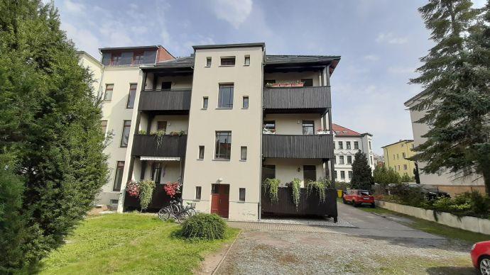 Freundliche helle 3-Raum-Wohnung mit Südbalkon!