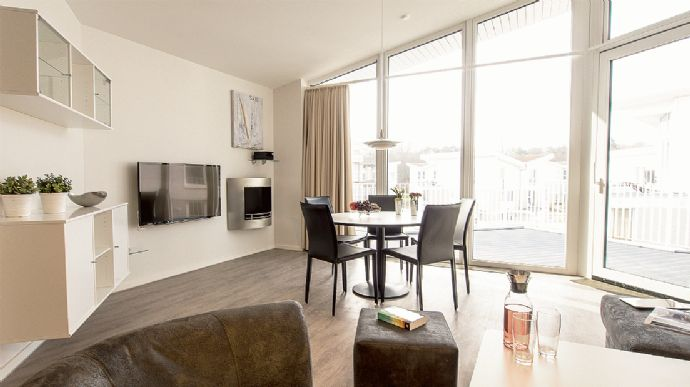 Exklusives Penthouse als Ferienimmobilie