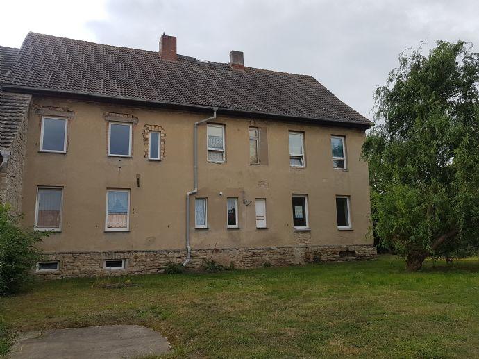 ++Sanierungsobjekt++ für Immobilienentwickler und Bauhandwerker in Polleben zu verkaufen!