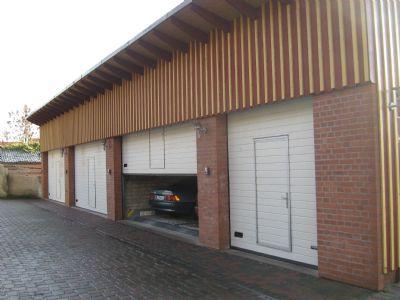 Lauenburg Garage, Lauenburg Stellplatz
