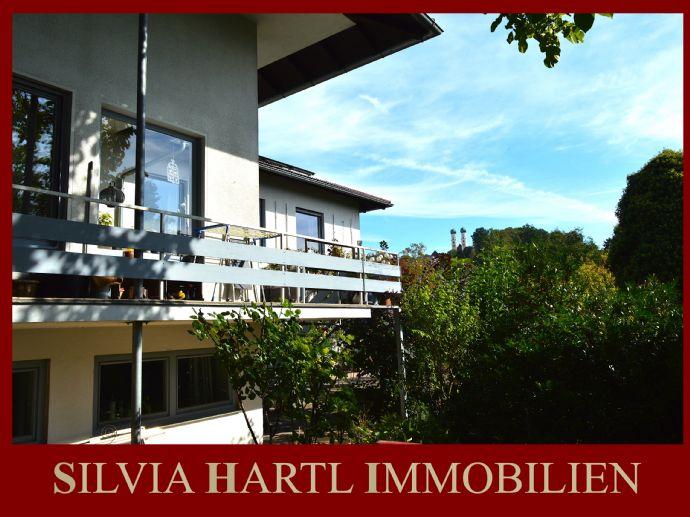 Schöne Architektenvilla in traumhafter Innenstadtlage +++ Silvia Hartl Immobilien +++