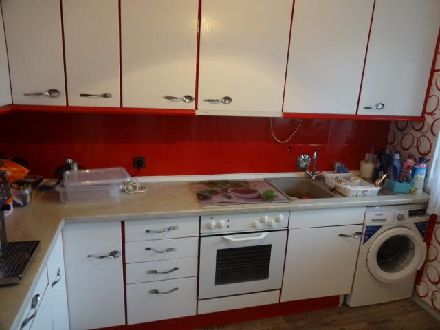 3-Zimmer-Wohnung mit Einbauküche und KFZ-Stellplatz