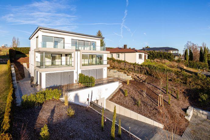 Penthouse in Überlingen - Traumhafter Seeblick und Alpenpanorama