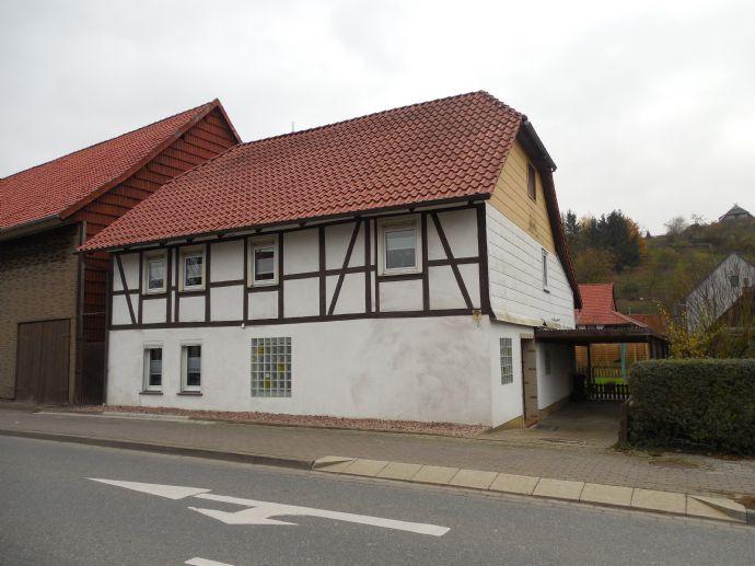 Gemütliches Fachwerkhaus im Herzen von Katlenburg-Lindau