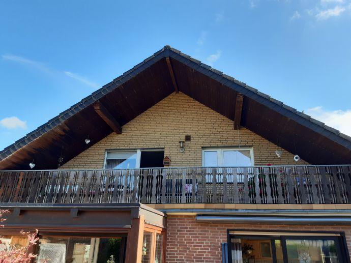 3-Zimmer-Dachgeschosswohnung mit Süd-Balkon in Warstein-Belecke