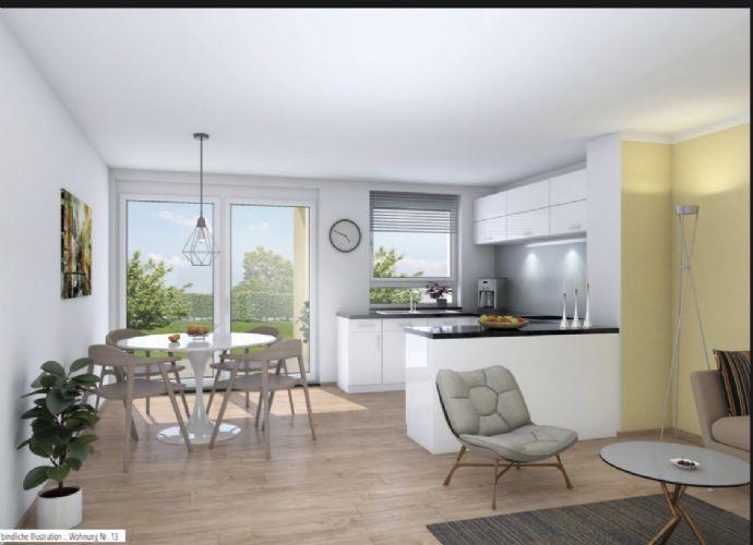 3-Zimmer-Wohnung in der 2 Etage