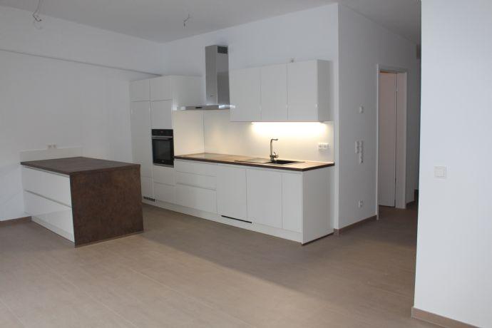 Erstbezug:Großzügige hochwertige 3-Zimmerwohnung mit großer Südterrasse und mit Blick über Trier in absolut ruhiger Lage