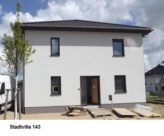 Wohnen in Hönow - Grdst. ca. 465m² - Stadtvilla 143