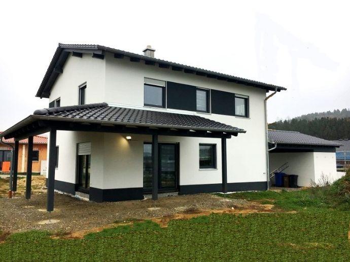 Massivbauweise: Einfamilienhaus mit Satteldach für die junge Familie in Oberschneiding auf Ihrem Grundstück