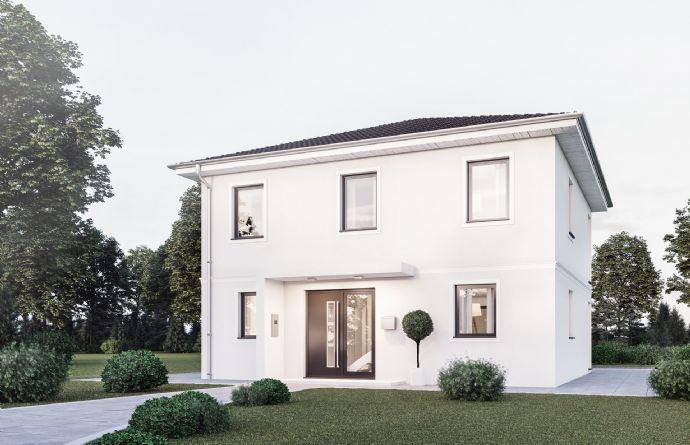 Bauen Sie hier Ihre moderne Stadtvilla ca. 125 m² in Wahrsow!
