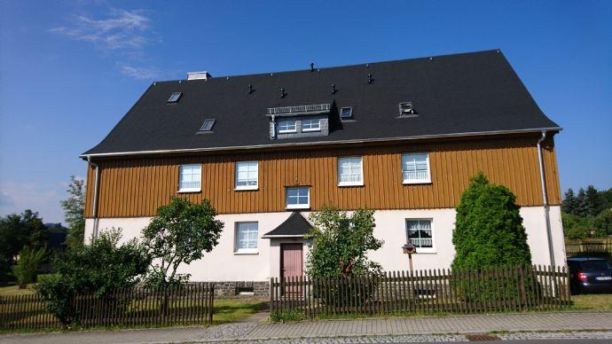 Helle, ruhige 3-Zimmer-Wohnung mit Blick auf den Hochwald u. Jeschken in Luftkurort Lückendorf